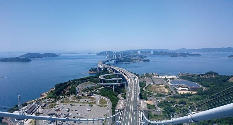 瀬戸大橋開通30周年記念イベント