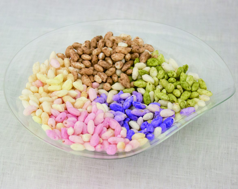 吉備高原RicePuffs  レインボー